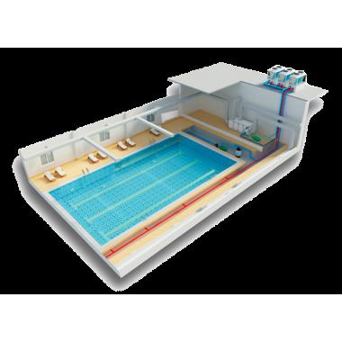 Вентиляция бассейнов
